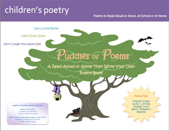 Puddles of Poems - Children's Poetry